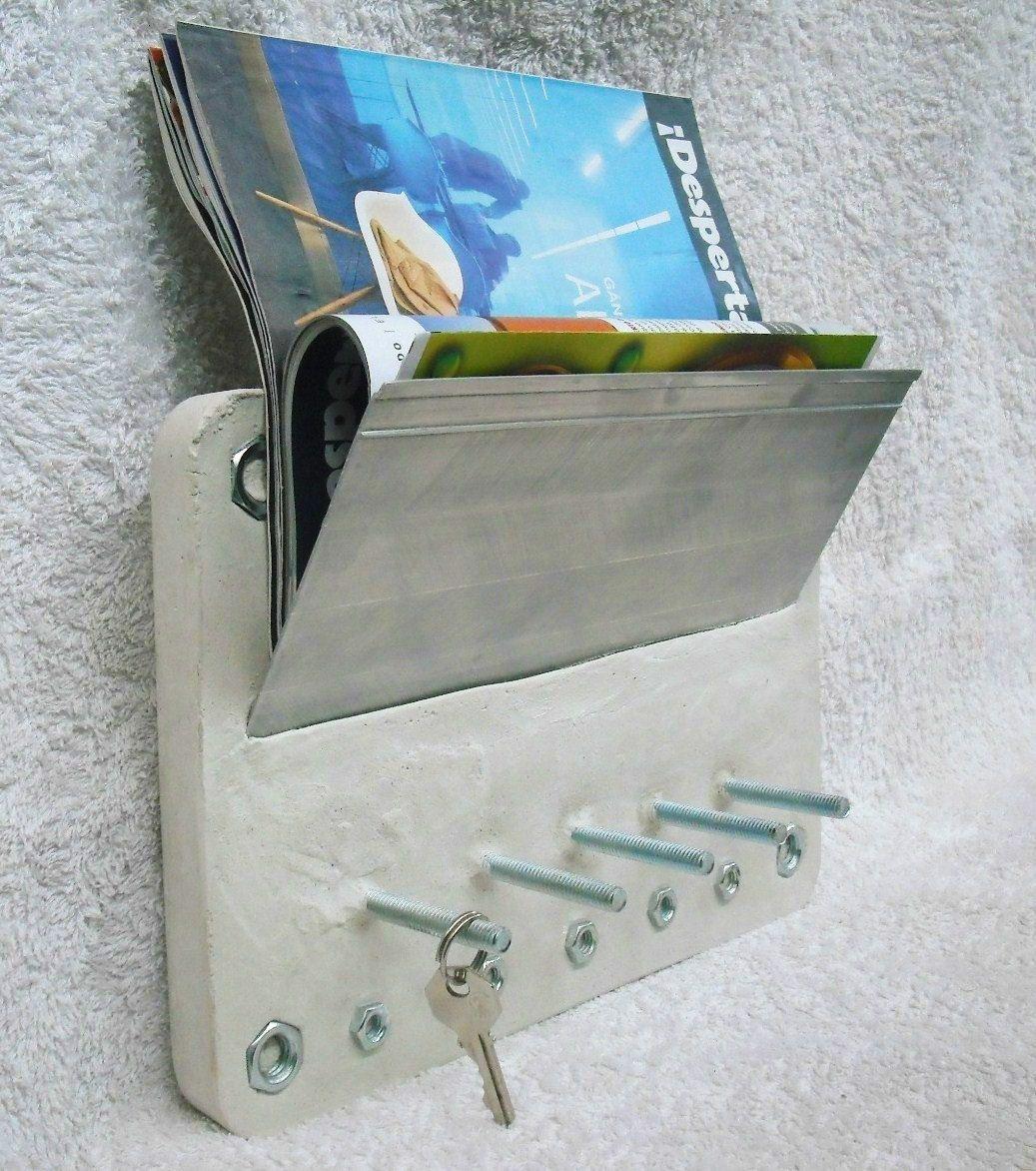 office key holder. Key Mail Holder Urban Industrial Modern Design Wall Magnetic Holders Office Home