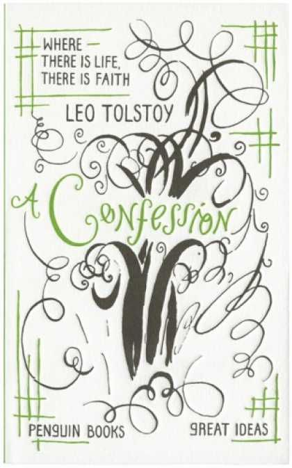 A Confession By Leo Tolstoy Stellar Products Pinterest