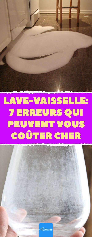Entretien Du Lave Vaisselle 7 erreurs dans l'entretien du lave-vaisselle et comment