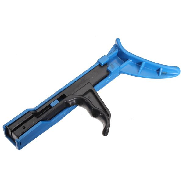 2.4-4.8MM Nylon Cable Tie Gun Fastening Tool For Wire/Cable ...