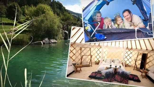 Die Besten Campingplätze In Deutschland