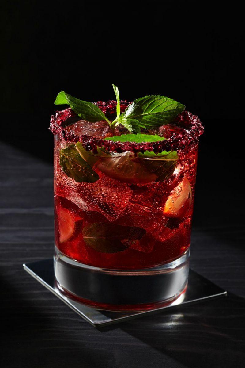 12 Bebidas Dignas De Probar En Jueves After Six De Cpk Food Mojito Delicious Drink Recipes