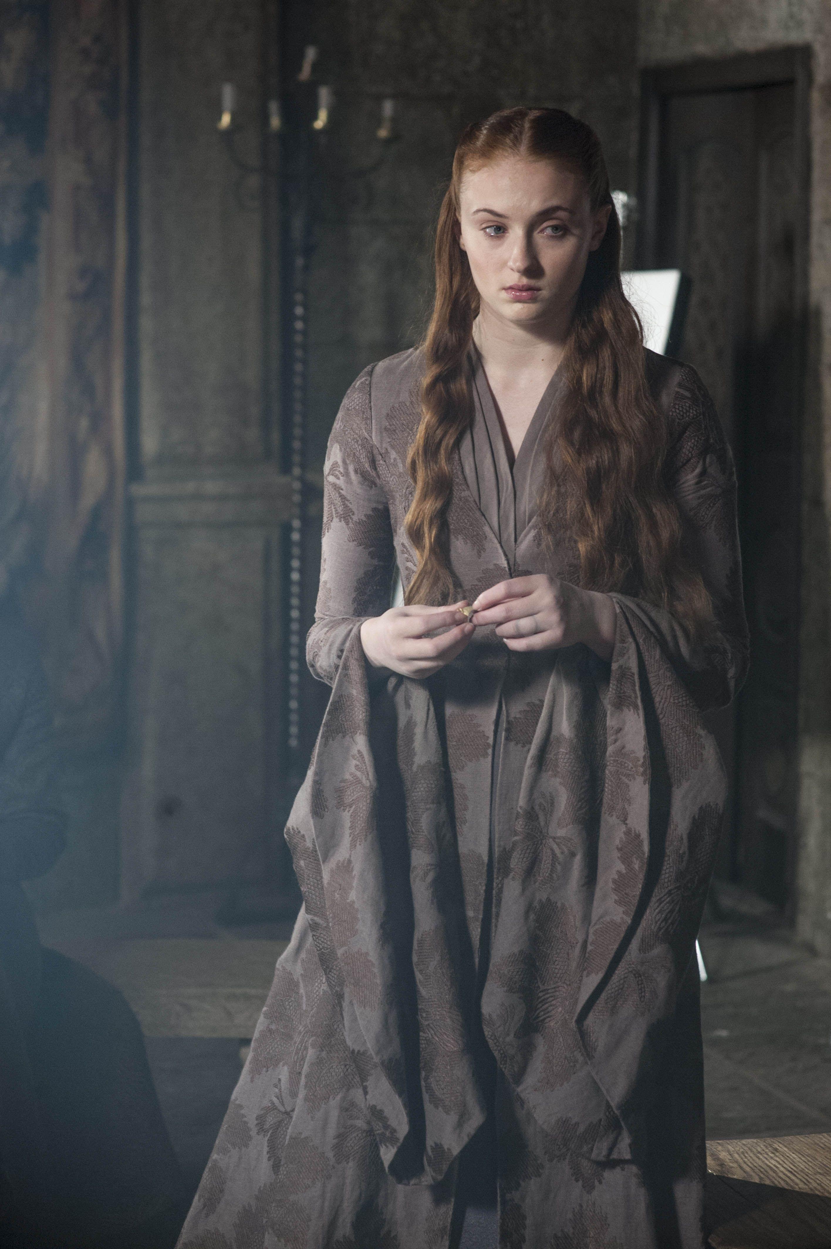 Sansa Costume Journey In 2020 Sansa Stark Game Of Thrones