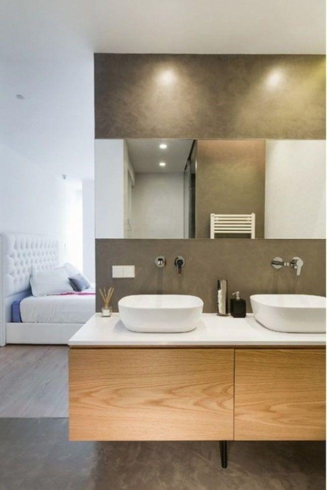 Baños abiertos. Tendencias para cuartos de baño 2020. en ...