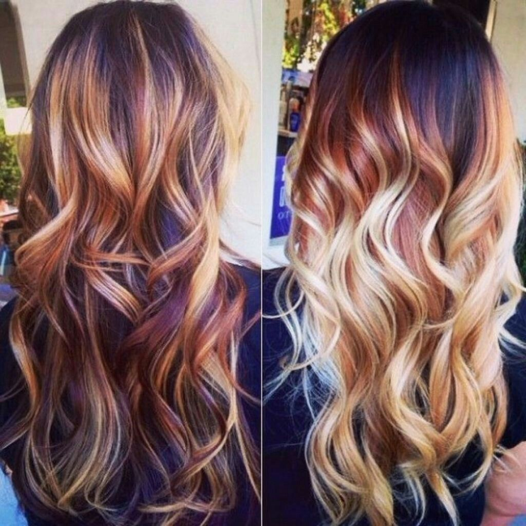 Red Caramel Balayage Haircolor Hair Balayage Hair Fall