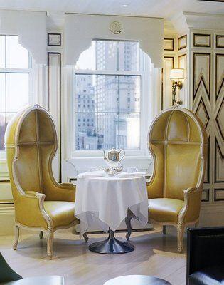 Love Canopy Chairs Mobilier De Salon