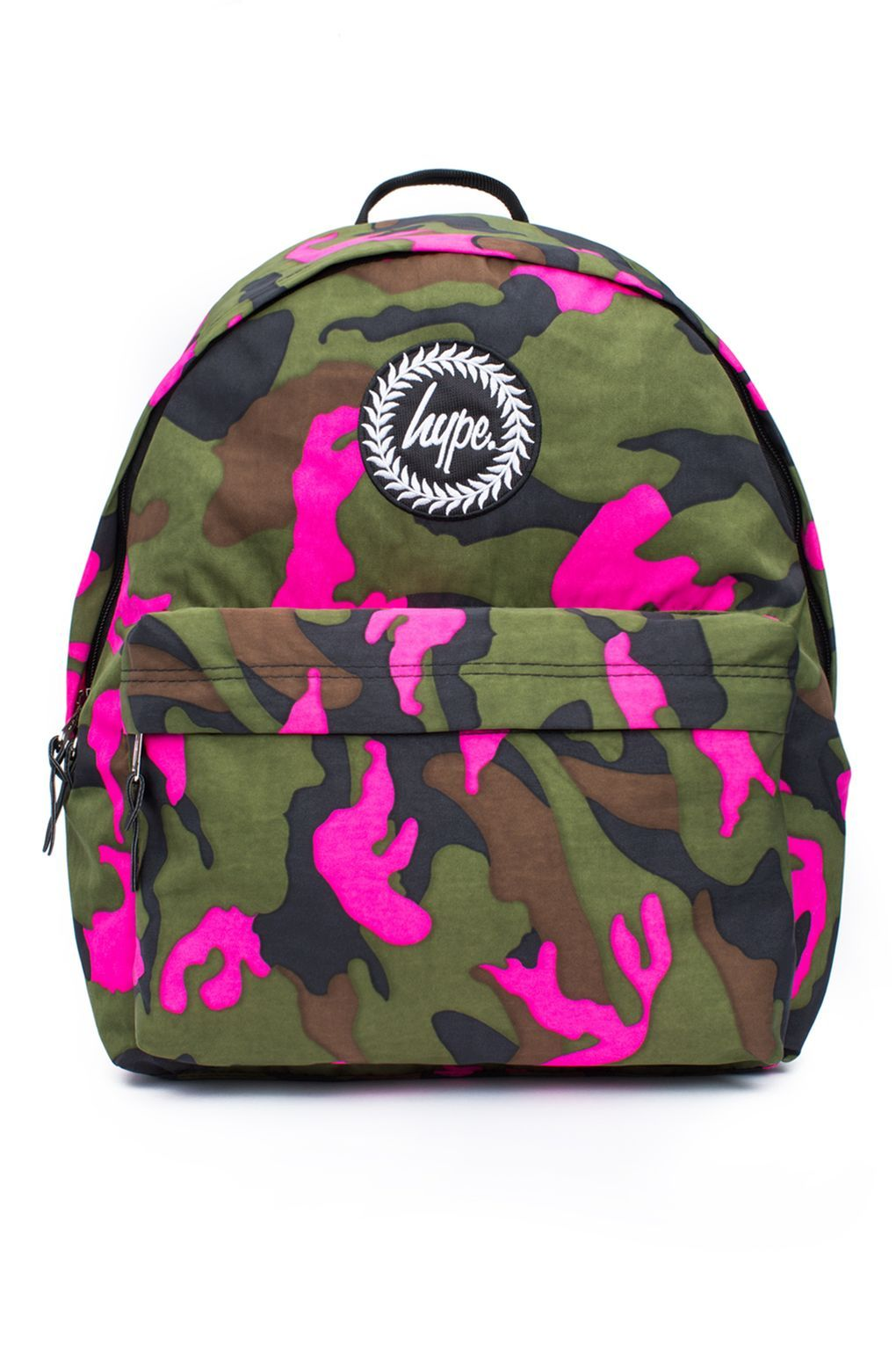 Pink Pop Camouflage Backpack by Hype  1dd524f5f34fb