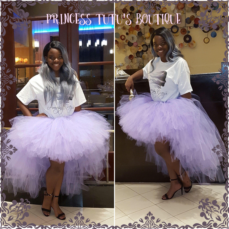 Custom made hi lo tutu tutu princess tutu birthday outfit