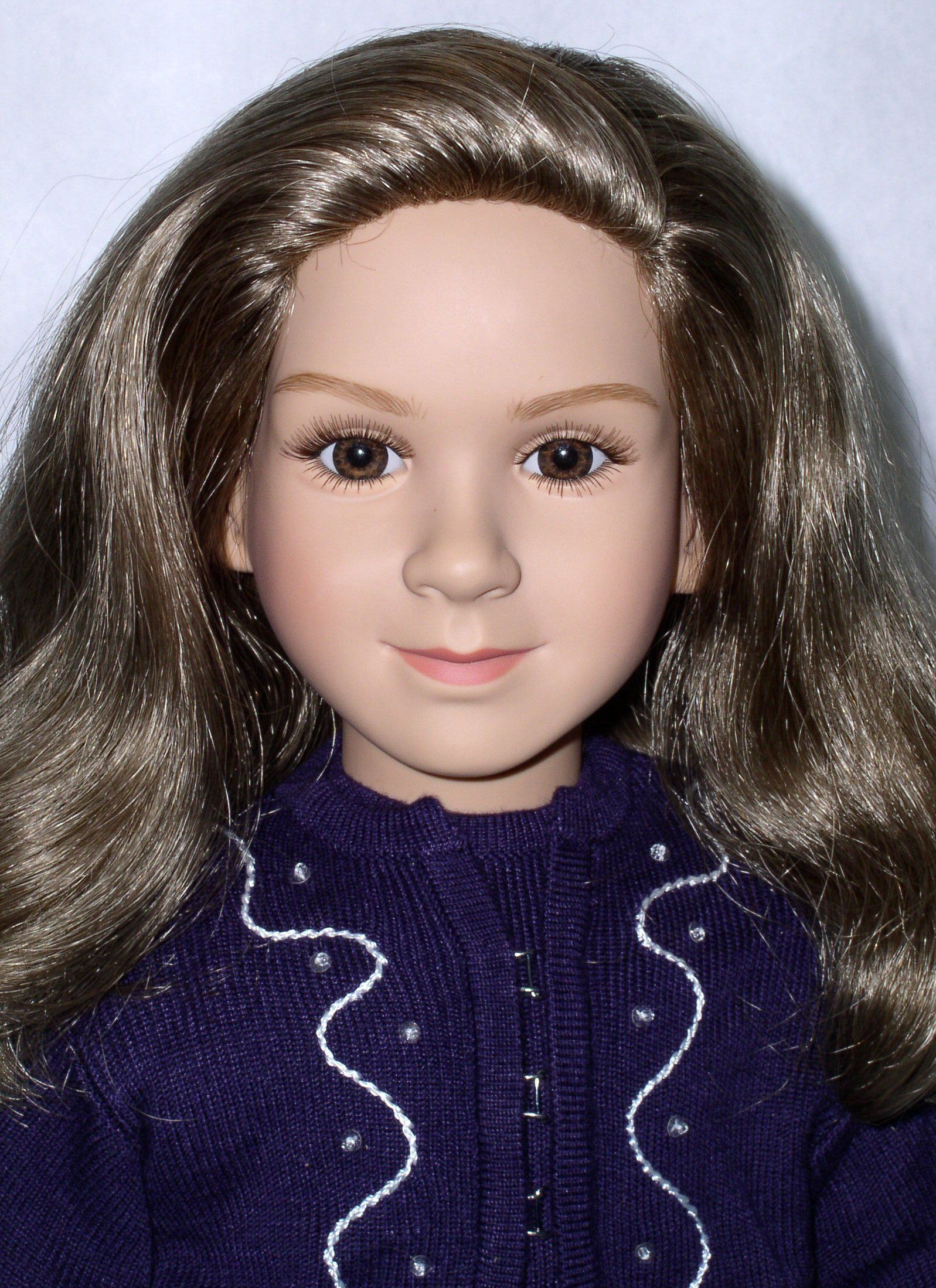 MSD Head – Clorise – Denver Doll Emporium  |Denver Doll Heads