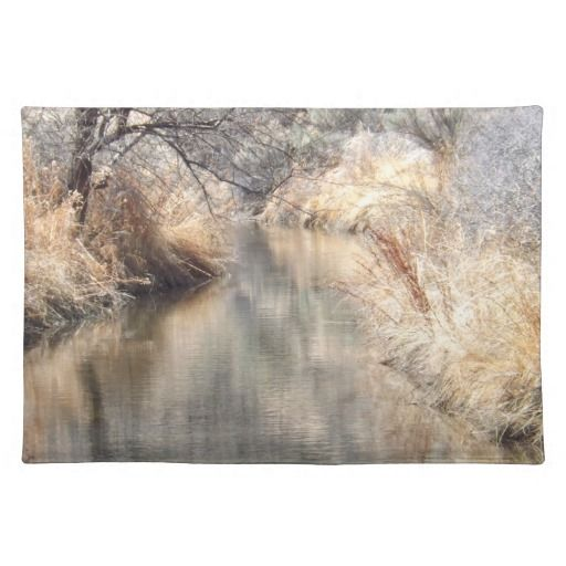 A Tranquil Setting Placemat