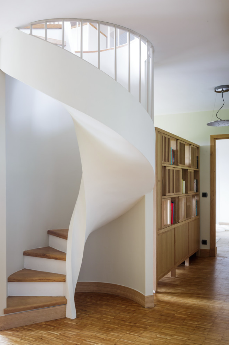 Escalier Dans La Maison escalier collimasson intégré | escaliers | déco maison