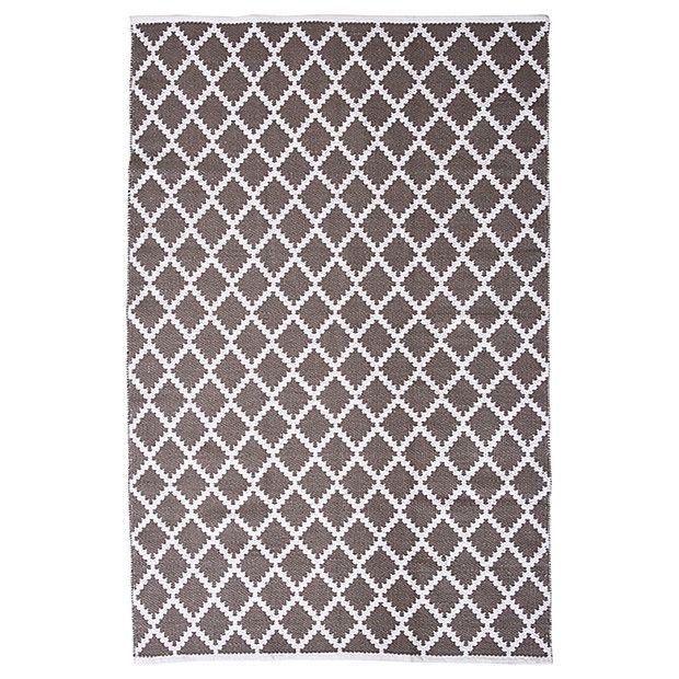 Diamond Grey Floor Rug 1 2m X 8m Target Australia 39