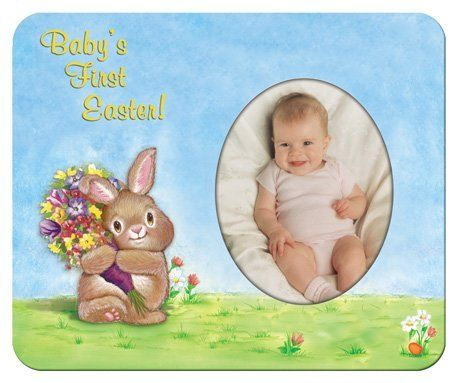 Babys 1st easter photo magnet frame gift 735385033526 great way babys 1st easter photo magnet frame gift 735385033526 great way to enjoy negle Images