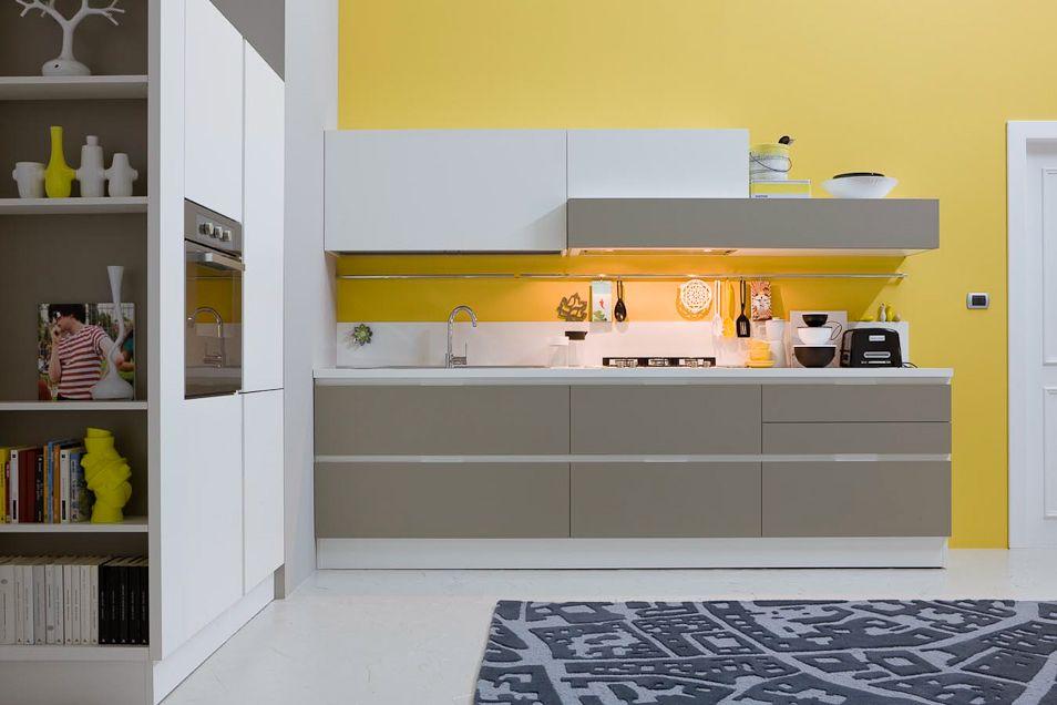 Veneta cucine riflex luxury apartment kitchen design locker storage home decor - Veneta cucine riflex ...
