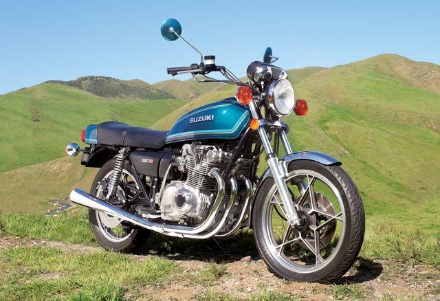 1977 Suzuki Gs750 Classic Japanese Motorcycles Motorcycle Classics Japanese Motorcycle Suzuki Motorcycle Suzuki