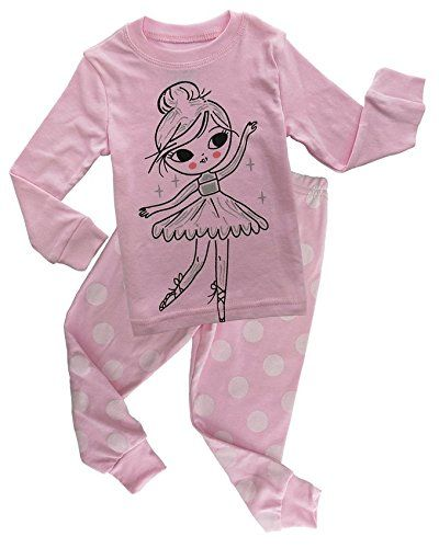 a8e1843400ae IF Pajamas Baby Girls Pajamas 100 Cotton Clothes Infant Kids Pjs ...