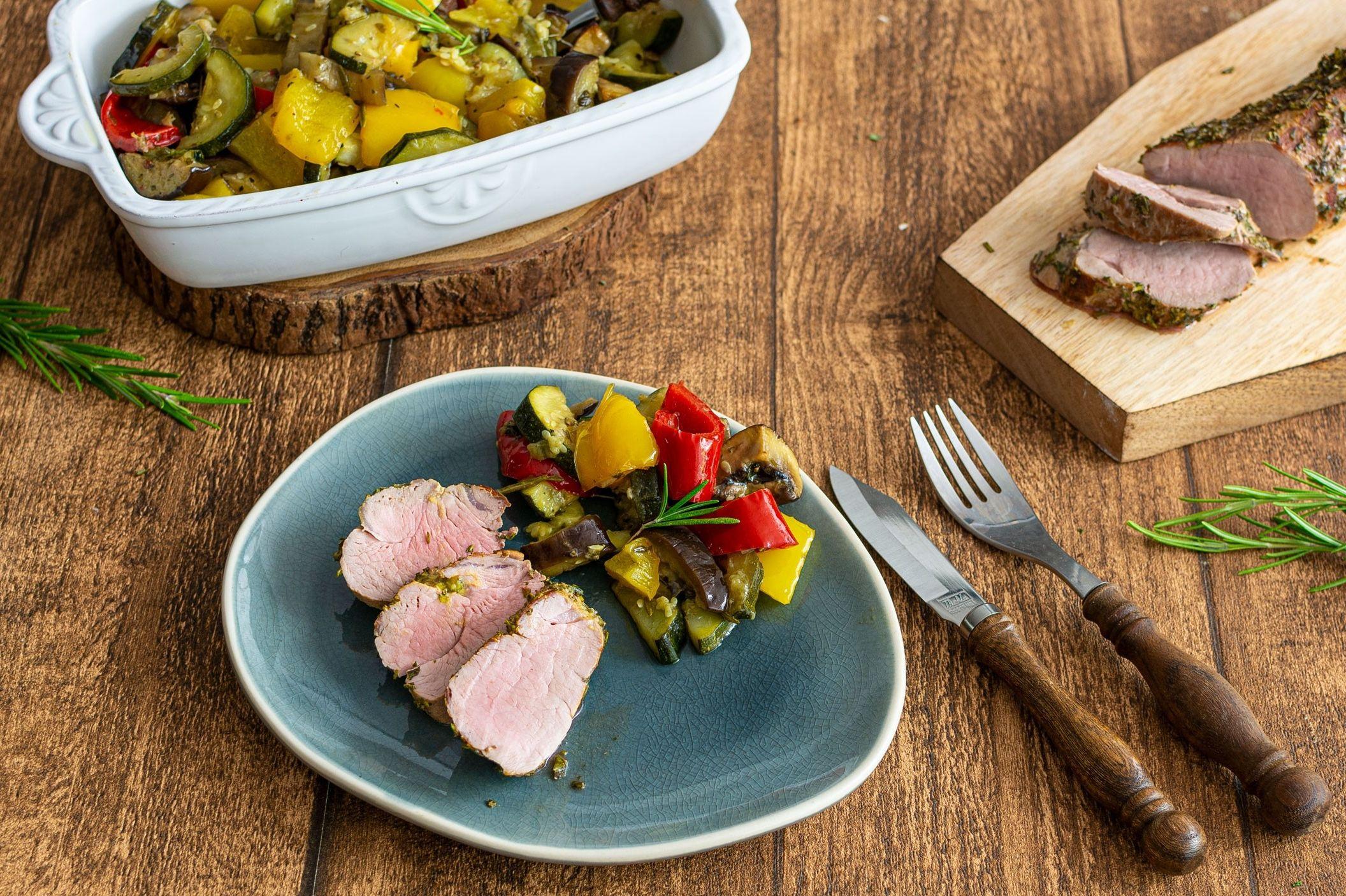 Schweinefilet Im Krautermantel Mit Antipasti Rezepte Kochen Backen Getranke Lieblingskuche Rezept Schweine Filet Schweinefilet Kulinarisch