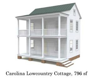 carolina lowcountry cottage house plans tiny house