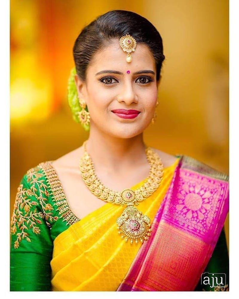 Contrast Colour Blouses A Trend That Is Here To Stay Wedding Saree Blouse Designs Bridal Blouse Designs Wedding Blouse Designs