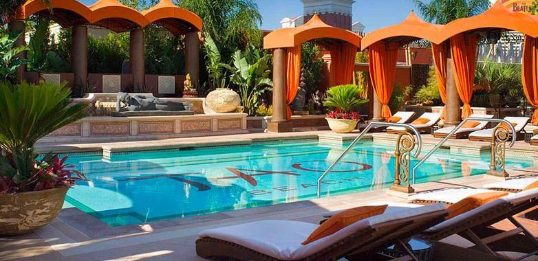 Venetian Hotel Tao Beach Club Las Vegas Here We Go