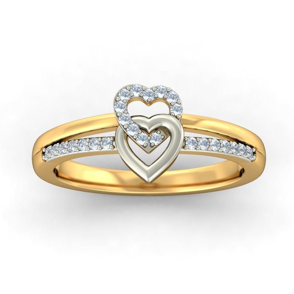 The Art of Love Ring By BlueStone.com #jewelry #BlueStone #women ...