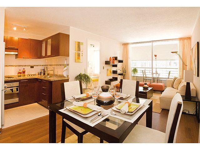 Living comedor espacios pinterest for Living comedor espacios reducidos