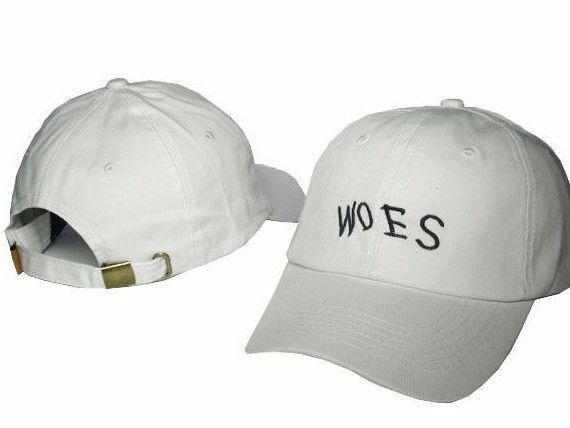 """""""WOES DRAKE"""" DAD CAPS 3 COLORS"""