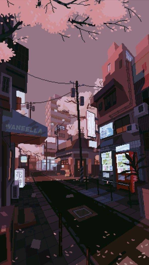 Pin By Camilla On Pixel 8 Bit Pixel Art Background Anime