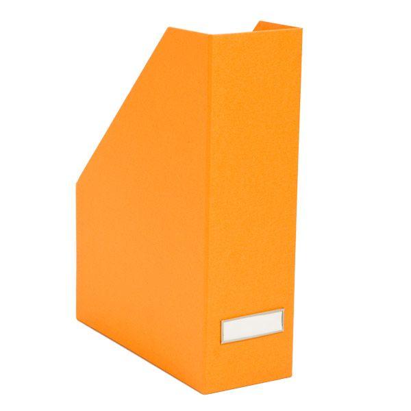 Bigso Orange Stockholm Magazine Holder Magazine Files Container Extraordinary Orange Magazine Holder
