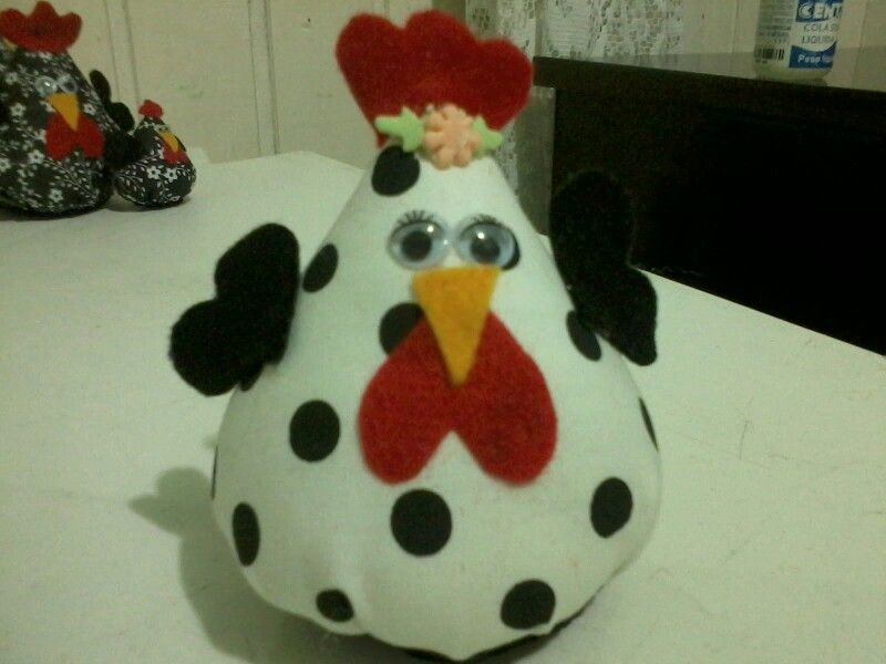galinha ...