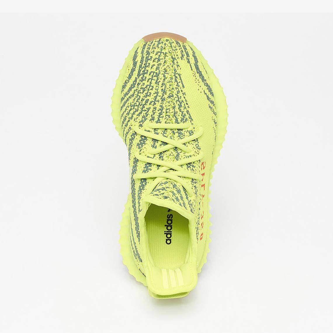 33d0d1d6a Yeezy 350 Semi Frozen Yellow Store List