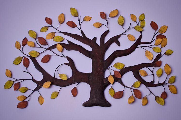 arbol genealogico creativo 3d imagui