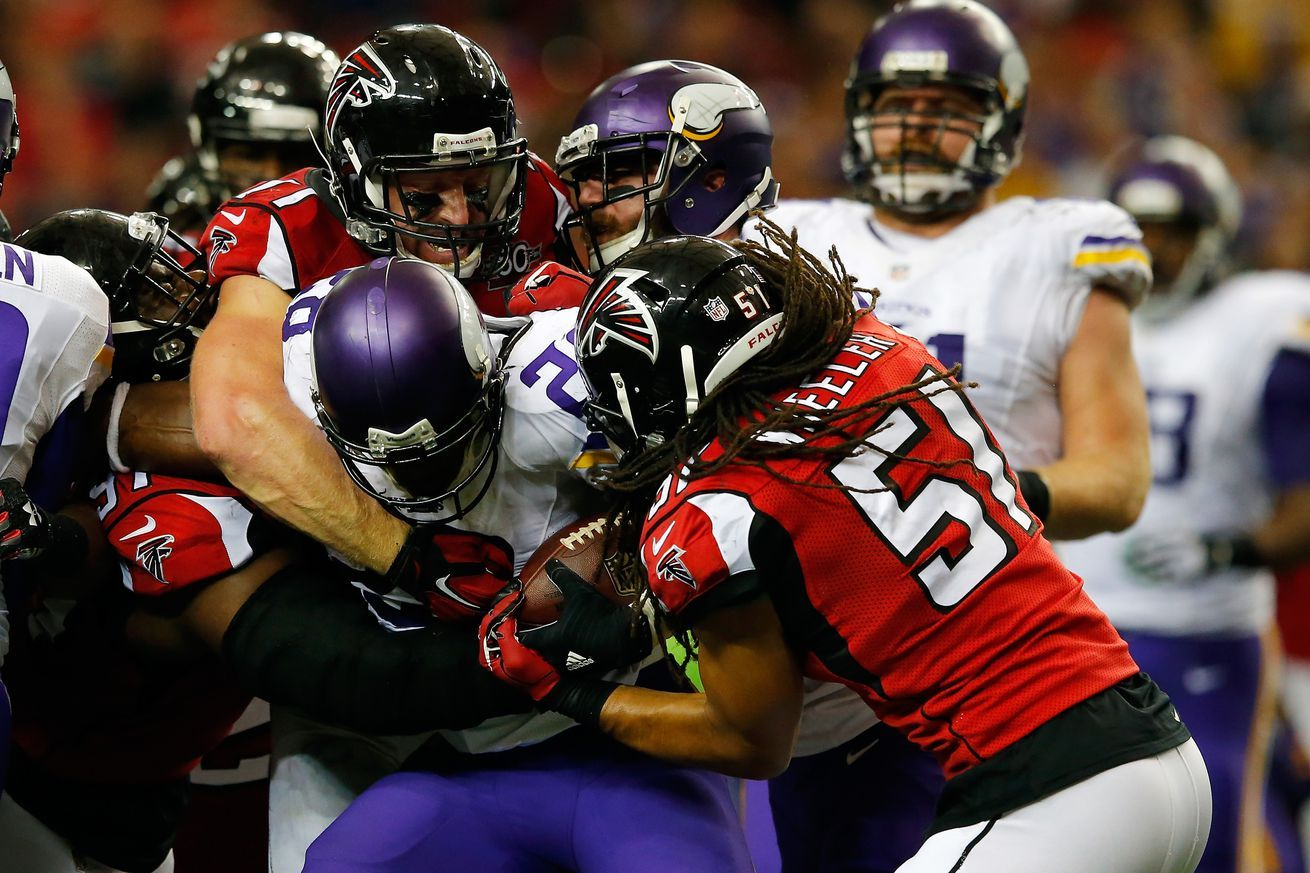 One Reason To Feel Confident One Reason To Be Nervous About Falcons Vikings Nfl Week Nfl Falcons