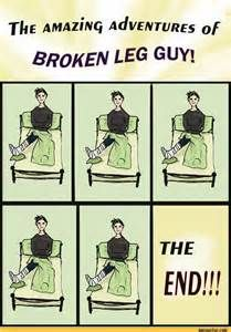 Broken Ankle Meme : broken, ankle, Broken, Ankle, Humor, Ankle,