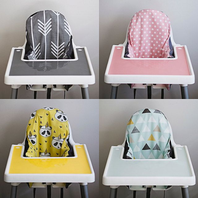 Ikea Highchair great for multiple babies and toddlers in the