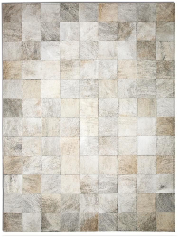 classic patchwork cowhide rug park by pure rugs mine is embossed