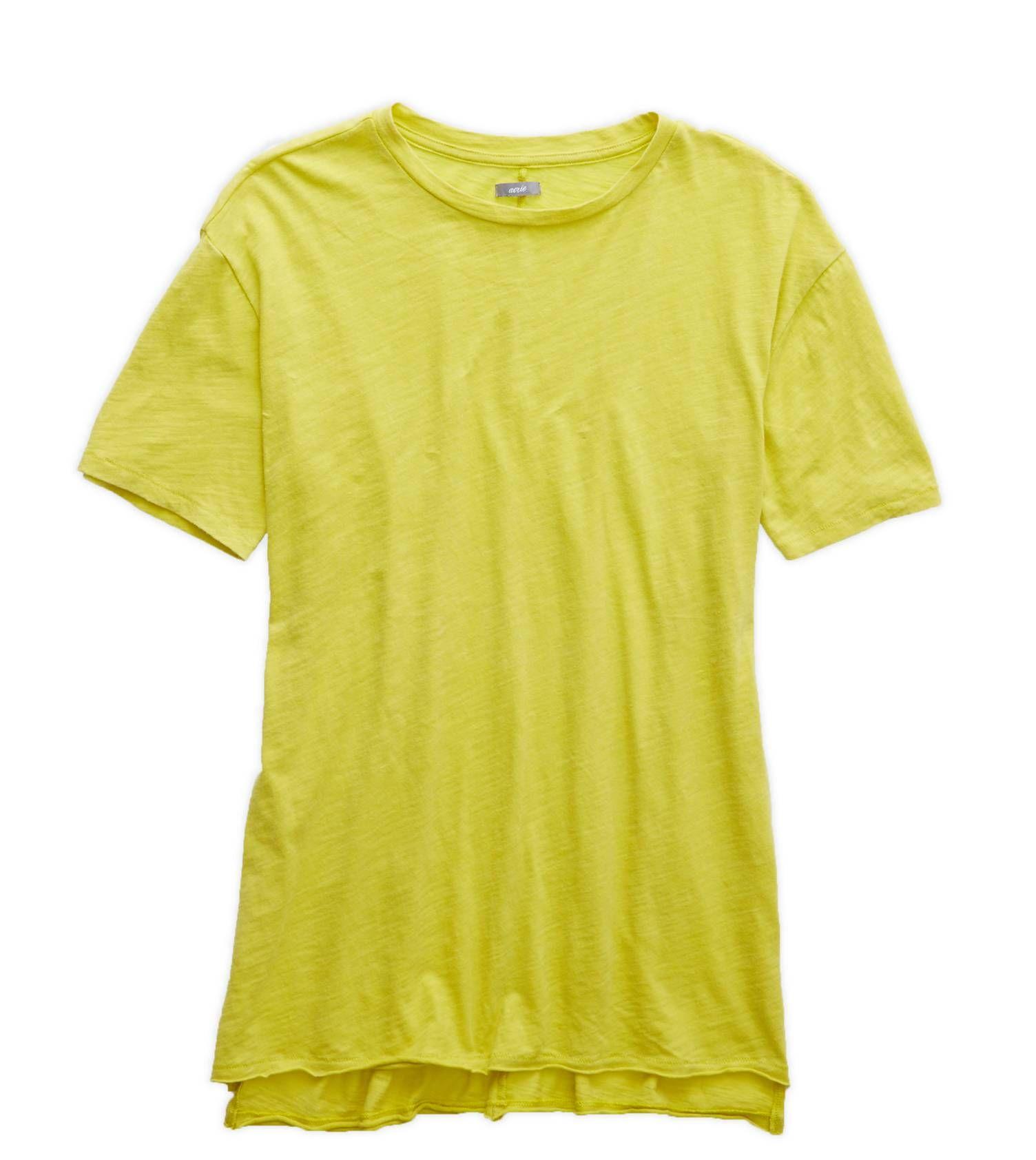 Aerie Boyfriend T-Shirt - But it's better than your boyfriend's! #Aerie