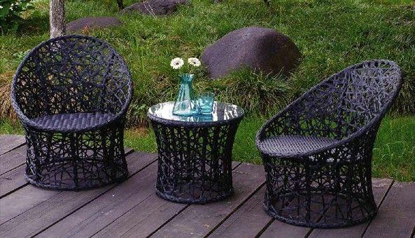 Pin de Janna en Rattan Furniture | Pinterest