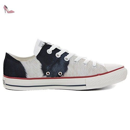 Make Your Shoes Converse Customized Adulte - chaussures coutume (produit artisanal) Slim Colors - size EU 32 m5CZp5Wg6f
