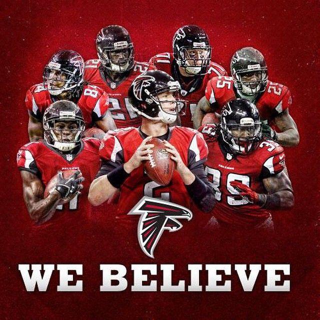Pin If You Believe Riseup Atlanta Falcons Football Atlanta Falcons Atlanta Falcons Fans