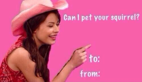 I Carly Funny Valentines Cards Meme Valentines Cards Valentines Day Card Memes