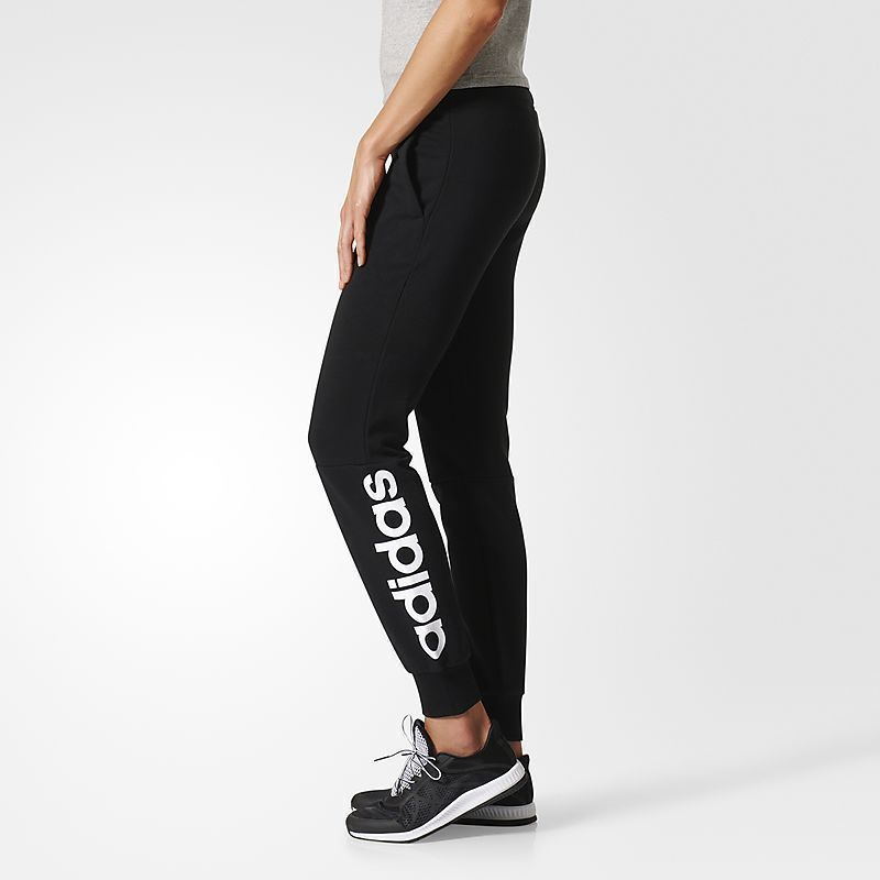 adidas pantaloni in cotone donna