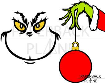 Grinch Svg File Etsy Grinch Face Svg Grinch Characters Grinch Cricut