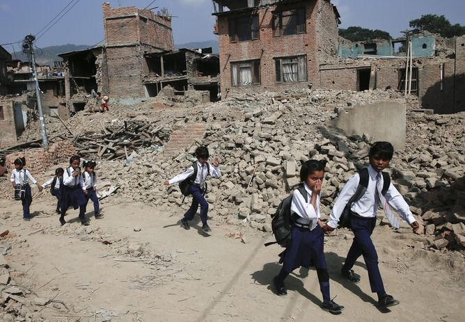 #RebuildNepal's Schools @ http://roomtoread.kintera.org/unitedstates/intentionintoaction  Team Page  http://roomtoread.kintera.org/unitedstates/teamintentionintoaction