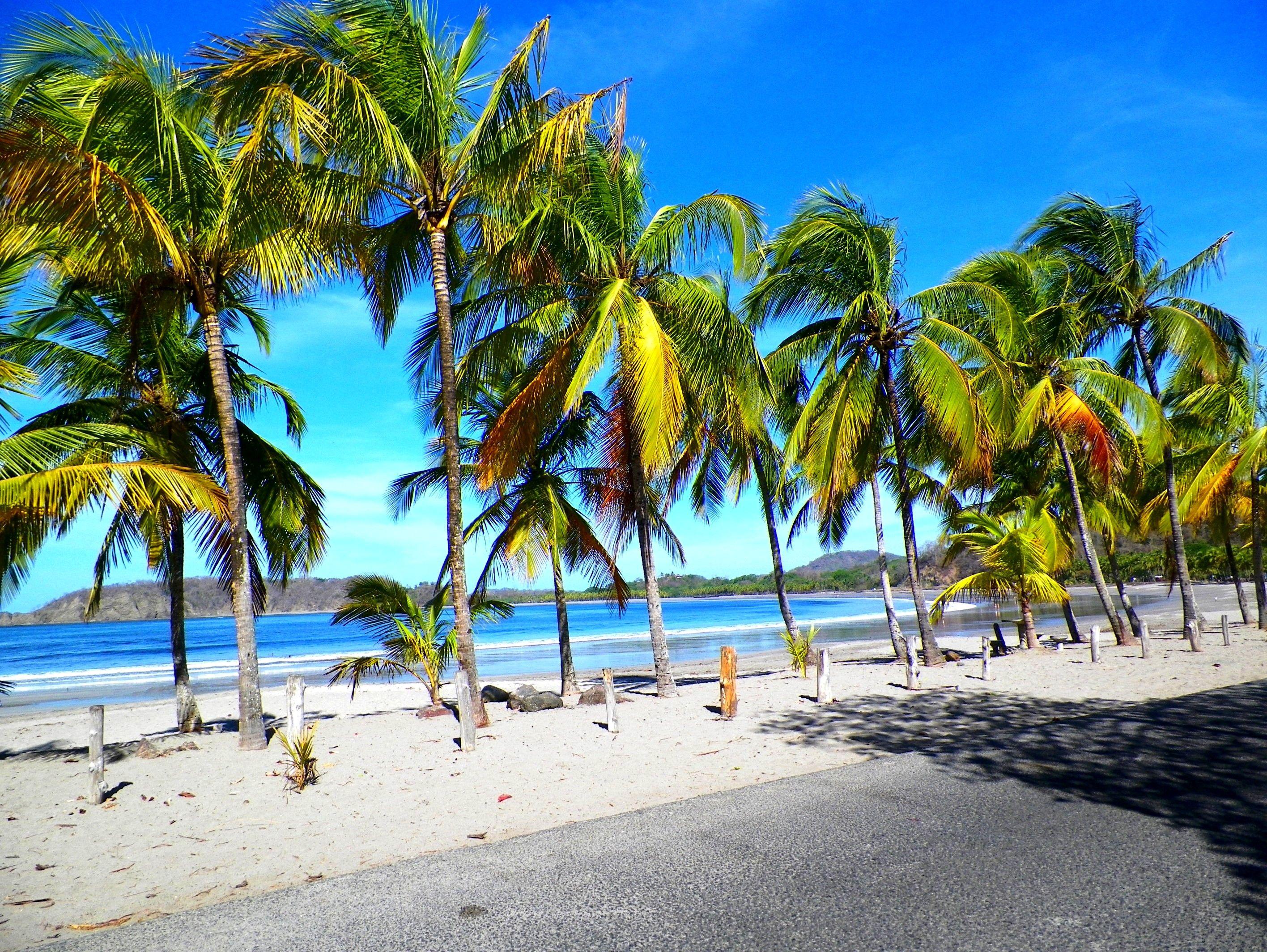 Playa Carrillo Guanacaste Costa Rica