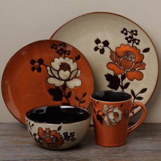 Overstock.com - This Ibiza 16-piece dinnerware set from Tabletops ...