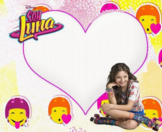Soy Luna Marcos Para Fotos Soy Luna Imagenes Soy Luna Tarjetas Imprimibles Soy Luna Imagenes Soy Luna Jpg 550 450 Crafts Party Themes Soy Luna