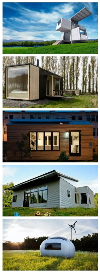5 Stunning Prefab Off-grid Homes (with prices) | Full