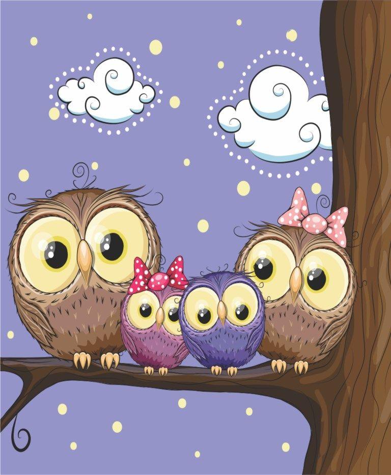 Картинки с совами прикольные рисованные, блинчиков прикольные открытка