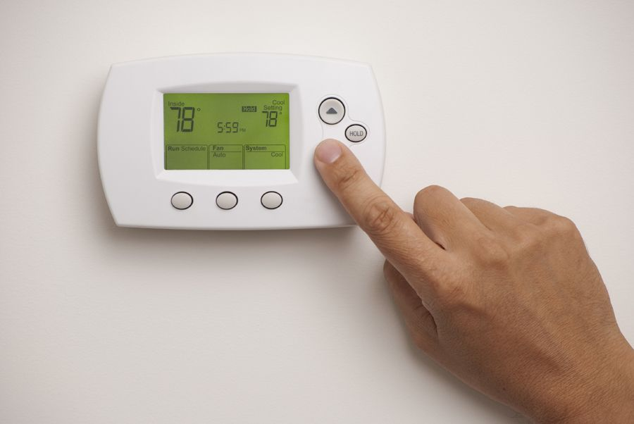 War On Thermostat Continues In Local Suburban Home Air